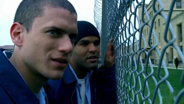 "Prison Break 1.01 ""Pilot"""