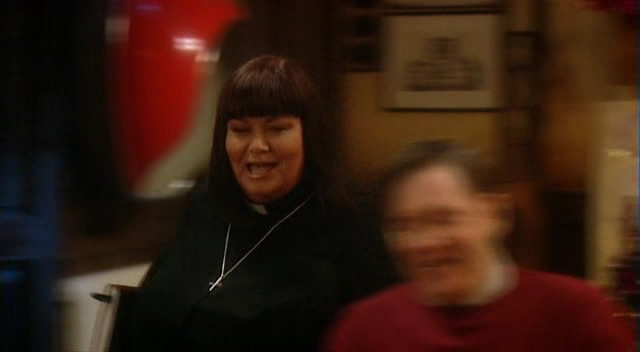Vicar of Dibley New Year's Day episode 2007