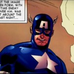 Captain America extras – Outfitting A Hero