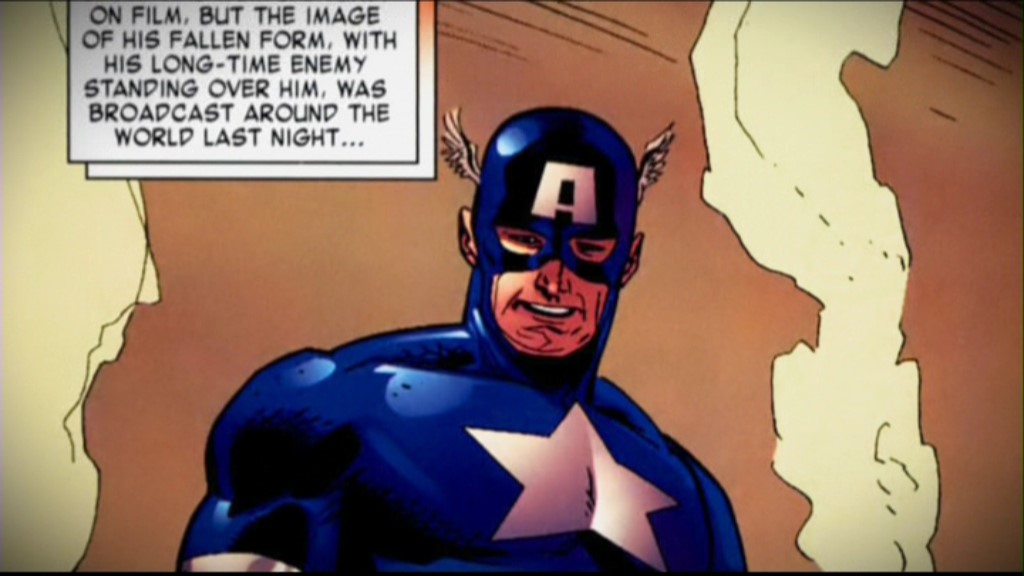 Captain America - Outfitting A Hero